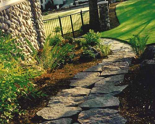 Landscape Paths