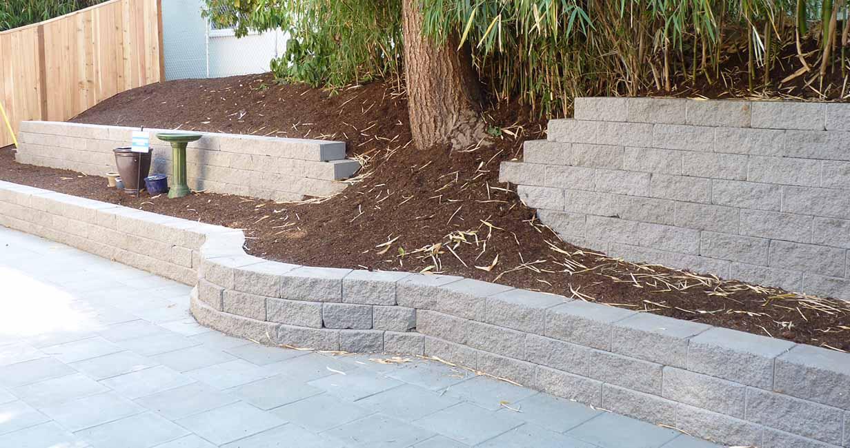 Sliding Retaining Wall : Slide retaining walls terra sol landscaping