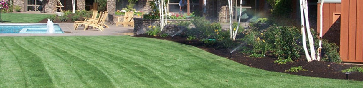 Irrigation Systems Portland Oregon