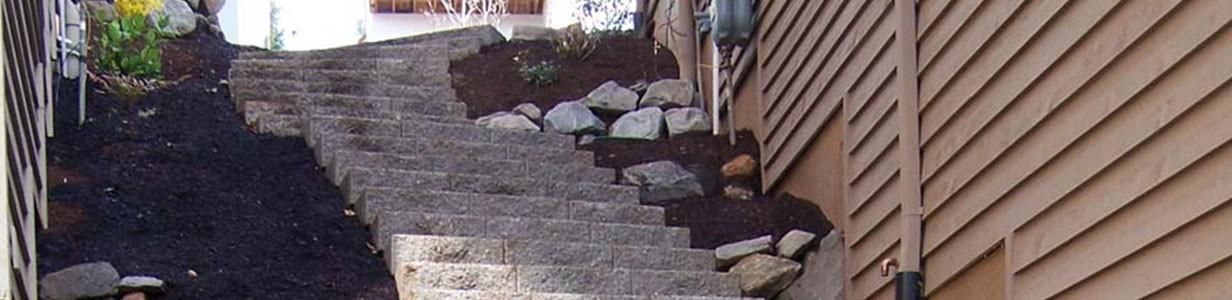 Landscape Steps Portland Oregon