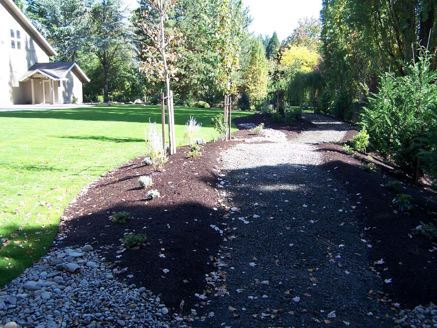 Landscaping Rock Portland : Landscape paths portland oregon terra sol landscaping